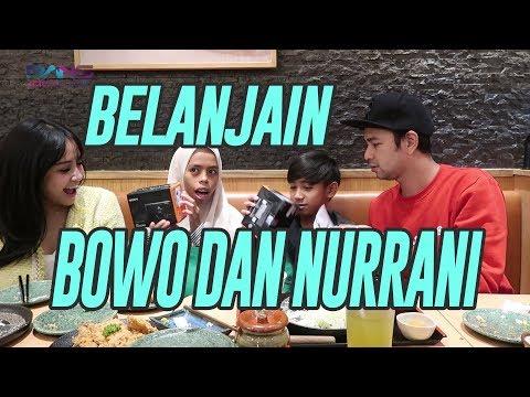 HANGOUT SEHARIAN DAN HADIAH BOWO NURRANI #RANSVLOG