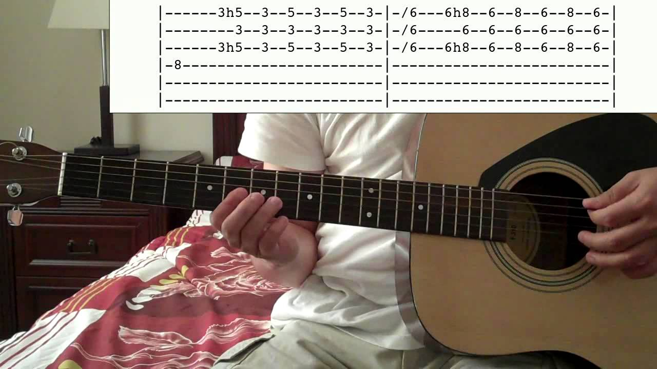 Beatles Till There Was You Detailed Solo Lesson With Tabs Youtube