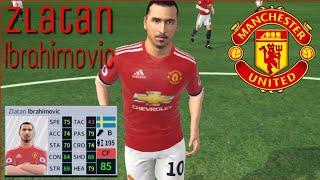 Zlatan Ibrahimovic ● Skills & Goals - Man Utd ● Dream League Soccer 2018