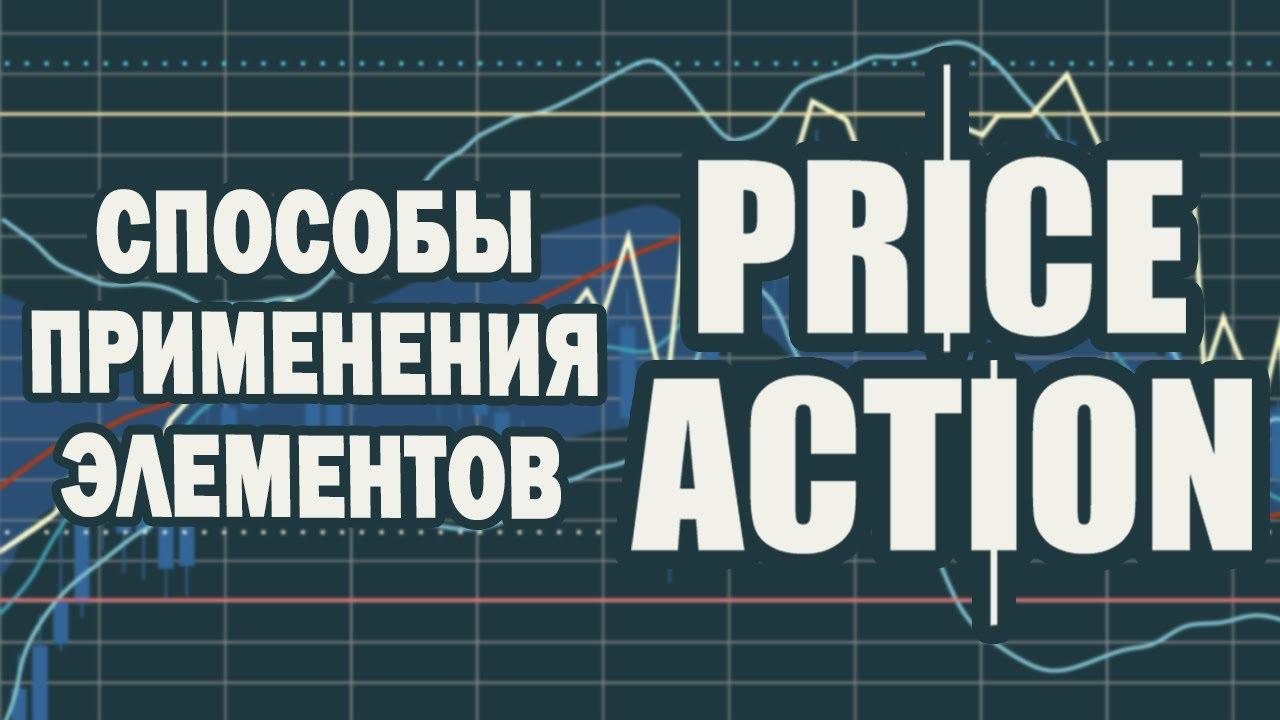 Эффективные способы применения элементов Price Action