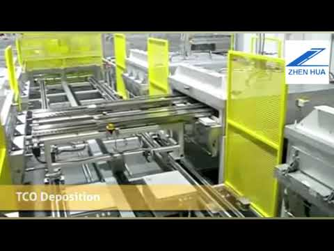 Complete Manufacturing Machines For CIGS Thin Film Solar Cell (Turn-Key Project)