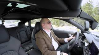 2014 Audi RS7 Quattro - First Drive Review - In Depth