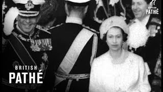 Greek Royals State Visit (1963)