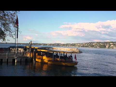 Les bateaux taxi en Geneve