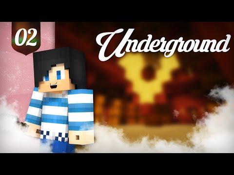 Underground #02 | Pilier de la Plantation + Salle des coffres :'3