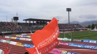2017.4.16 明治安田生命J1リーグ 第7節 アルビレックス新潟vsヴァンフォ...