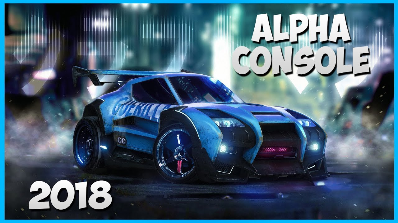 Comment Installer Et Utiliser AlphaConsole - Rocket League