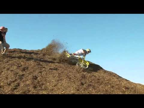 Chad Reed's First Backflip