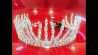 Lindas Tiaras, Coroas e Aplique de Zircônia