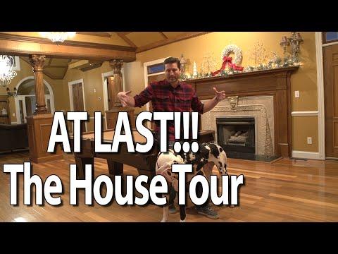 WoodysGamertag's House Tour - by @Yellowtec