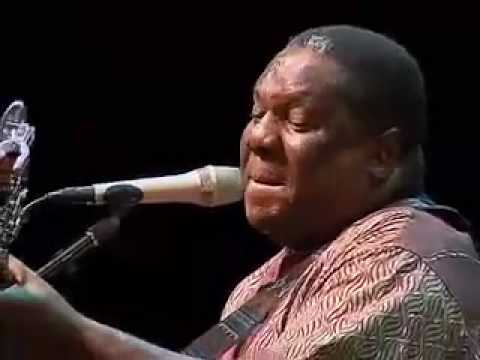 Vusi Mahlasela - Miyela Afrika