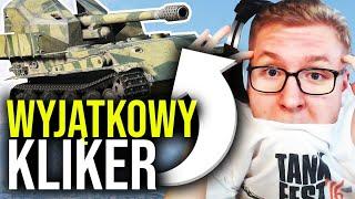 WYJĄTKOWY KLIKER - World of Tanks