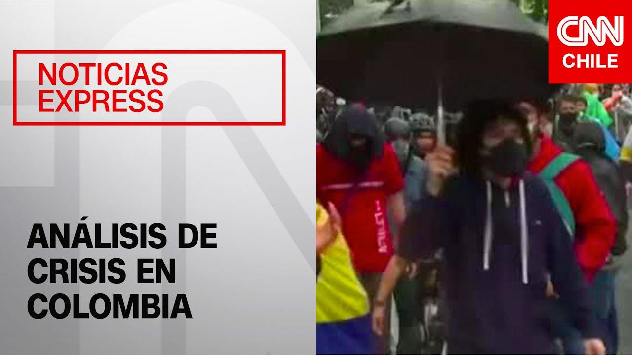 """Lucía Dammert y crisis en Colombia: """"Creo que estamos lejos de ver la luz al final del túnel"""""""
