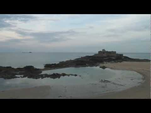 Small travel gems: Saint-Malo, France