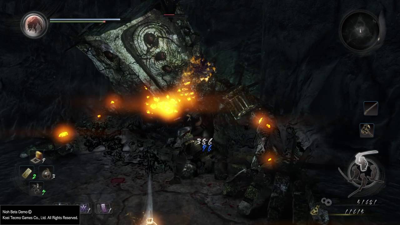 Nioh game review  The unofficial Ninja Gaiden Prequel + Dark Souls +