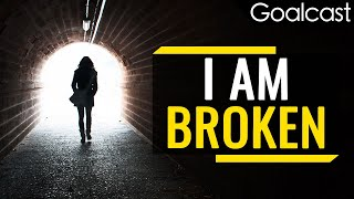 If You Feel Broken You NEED TO LISTEN To This! | Danielle Curtis | Inspiring Women of Goalcast