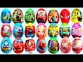 Opening Funny Surprise Eggs and Funny Toys