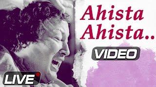Dhale Gi Raat Aaye Gi Sahar - Nusrat Fateh Ali Khan Live | Top Sufi Songs