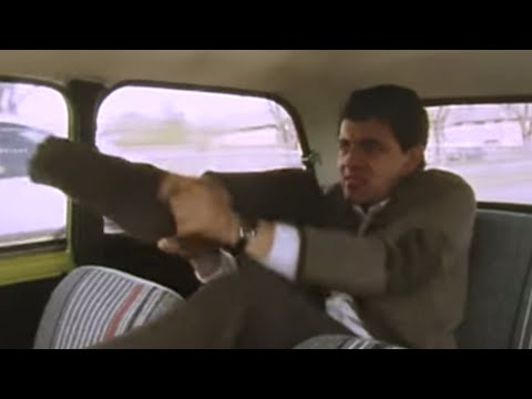 Getting Ready on the Way | Mr. Bean Official