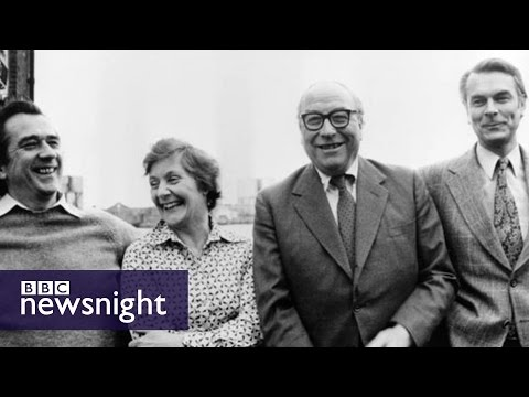 Gang of Four: Could the Labour Party split again? - BBC Newsnight