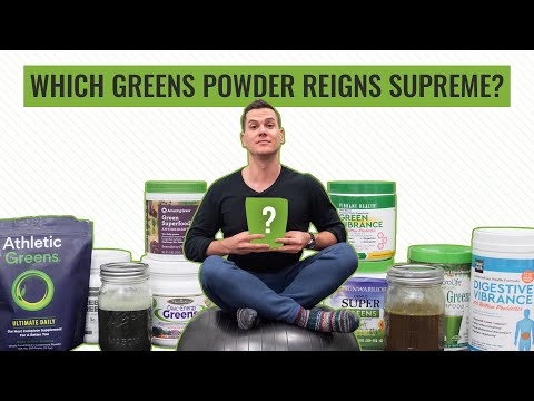 Best Green Superfood Powder Drinks of 2020 - Reviews and Top Picks (UPDATED)