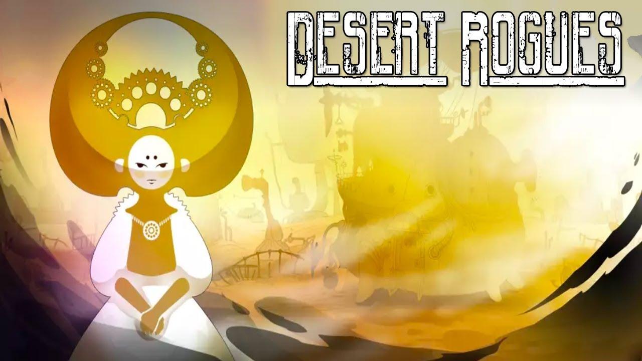Desert Rogues Android Gameplay u1d34u1d30