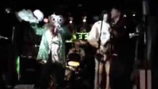 """Frank Sidebottom & London Egg - """"Twist & Shout""""  (Live at Webster Hall Studio, NYC)"""