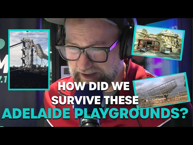 How Did We Survive These Adelaide Playgrounds? | Bec Cosi and Lehmo