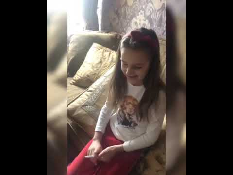 Дети Кристины Орбакайте Дени и Клава подарили Алле Пугачевой на день рождения коллаж