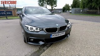 2019 BMW 440I POV Test Drive | Review | Acceleration 0-60 by ORC