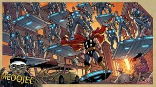 DŮKAZ že Tony Stark měl v Civil War PRAVDU
