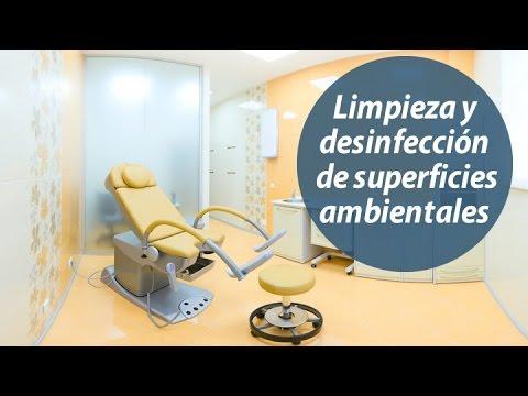 Bioseguridad en odontolog a parte 10 12 limpieza y for Manual de limpieza y desinfeccion en industria alimentaria