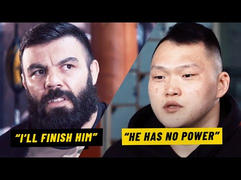 Amir Aliakbari vs. Kang Ji Won | Main Event Fight Preview