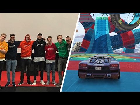SPANNENDSTE PLAYLIST OOIT! - GTA V RACES MET DE BANKZITTERS
