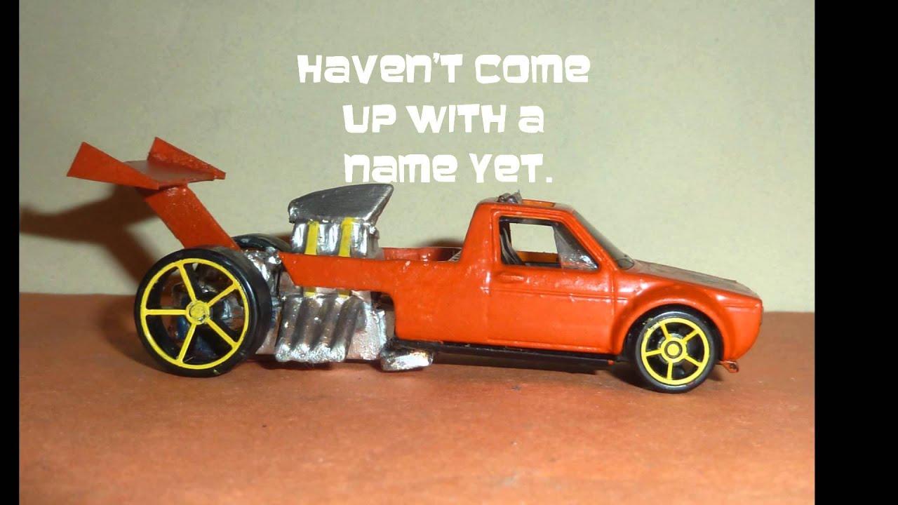 hot wheels 39 custom vw caddy ii youtube. Black Bedroom Furniture Sets. Home Design Ideas