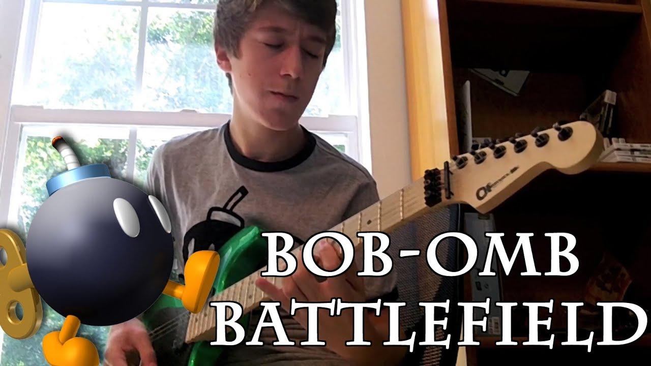 Bob-omb Battlefield (Super Mario 64) Guitar Cover