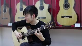 周杰倫 Jay Chou 【等你下課 Waiting For You】Guitar FingerStyle (Steven Law)