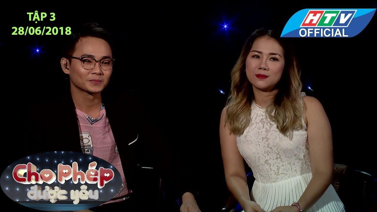 image HTV CHO PHÉP ĐƯỢC YÊU | Kim Chi may mắn được mẹ ruột lẫn mẹ kế thương yêu| CPDY #3 FULL | 28/6/2018