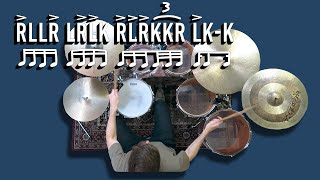 Quick fill #4 | DRUM LESSON by Jon Foster