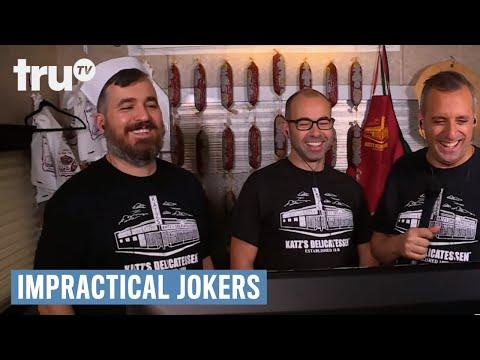 Impractical Jokers - Thirsty Sal | TruTV