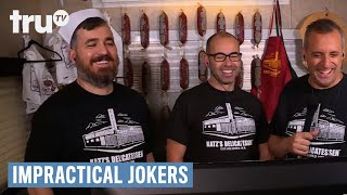 Impractical Jokers - Thirsty Sal | truTV