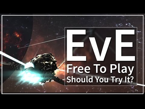 EvE Online Is Now F2P With A Revamped Intro - Worth Trying?