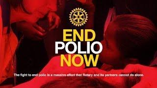 END POLIO NOW   ENDPOLIONOW.ORG   ROTARY E-CLUB DISTRICT 5810