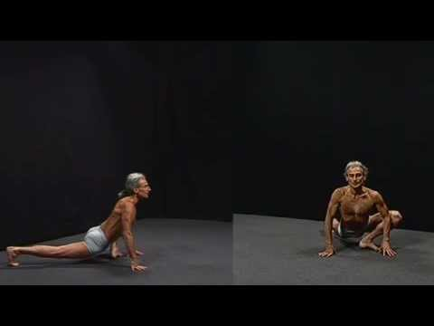 Spinal Movement Sequence Part 12: Anatomy of Chandra Namaskar (lunging yoga salutations)