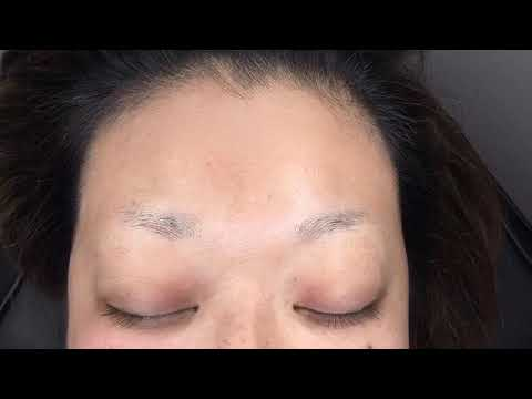 Microblading In Lucia Lash Philadelphia and New York