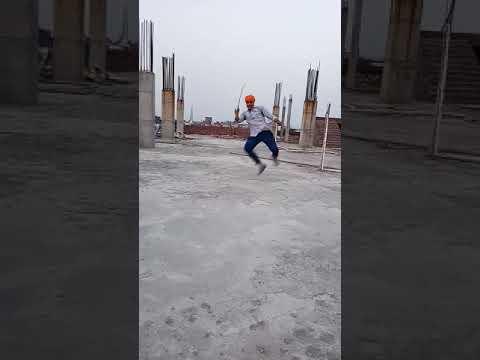 Anmoldeep singh kurpan frai akj shamshir khalsa gatka dal amritsar prectice tym