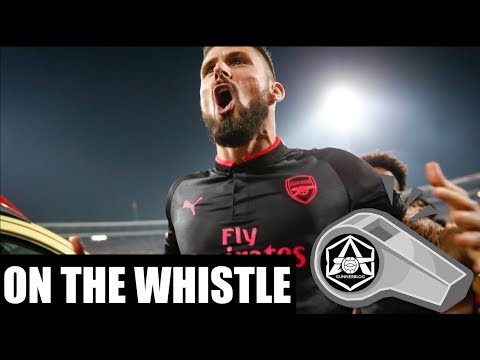 "On the Whistle: Red Star 0-1 Arsenal - ""Giroud's goal was just about worth the wait"""