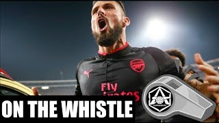 On the Whistle: Red Star 0-1 Arsenal -