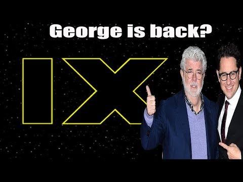 George Lucas back in Star Wars?