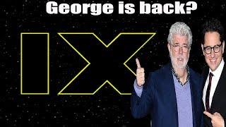 George Lucas back in Star Wars?